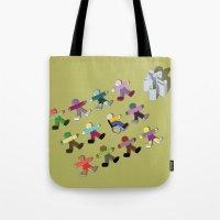 Break the mold (handicap) Tote Bag
