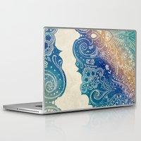 princess Laptop & iPad Skins featuring Mermaid Princess  by rskinner1122
