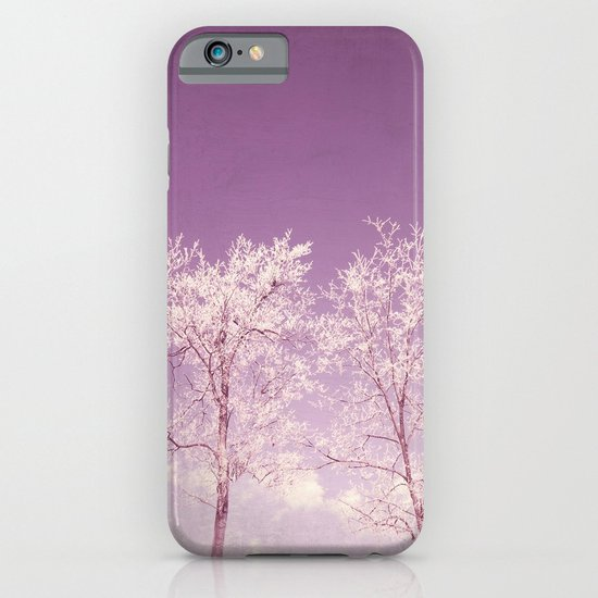 Winter's longing ~ Abstract  iPhone & iPod Case