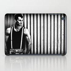 Suspenders iPad Case
