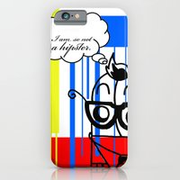 You're So Hipster You're Not Hipster iPhone 6 Slim Case