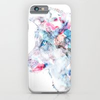 iPhone & iPod Case featuring Wolf by NKlein Design
