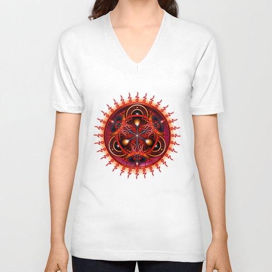 Gateway 32 V-neck T-shirt