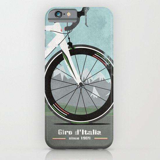 Giro d'Italia Bike iPhone & iPod Case
