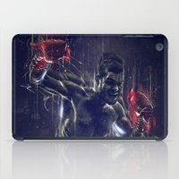 DARK BOXING iPad Case