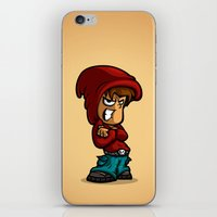 COOL DUDE iPhone & iPod Skin