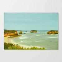 Ship wreck Coast - Australia Canvas Print