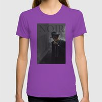 Noir Womens Fitted Tee Ultraviolet SMALL