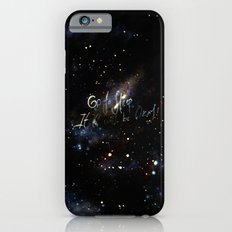 go to sleep,it'll be okay iPhone 6 Slim Case