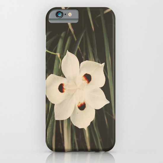 Little White iPhone & iPod Case