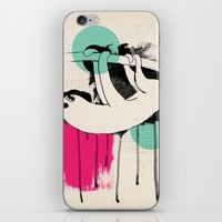 bradipo iPhone & iPod Skin
