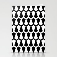 Graphic_Black&White #5 Stationery Cards
