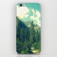 take the long way home iPhone & iPod Skin