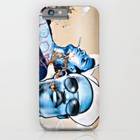 graffiti iPhone & iPod Cases featuring Graffiti  by Christine Fitzgerald Photography