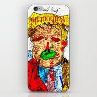 Candidate Trump iPhone & iPod Skin