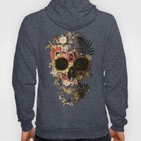 Garden Skull Light Hoody