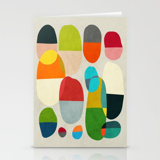 Jagged little pills Stationery Card