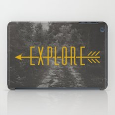 Explore (Arrow) iPad Case