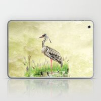 Heron Laptop & iPad Skin