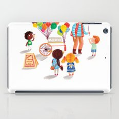 Balloon Stand iPad Case