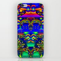 Blow Your Mind iPhone & iPod Skin