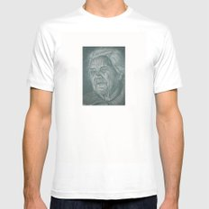 much love grandma! Mens Fitted Tee SMALL White