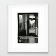 4:53 Framed Art Print