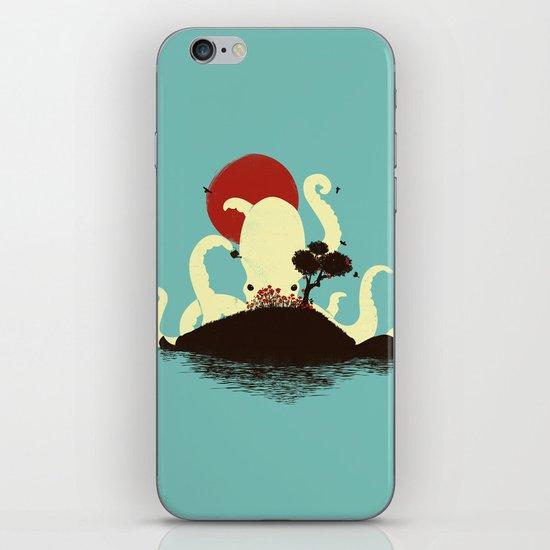 Octopus's Garden iPhone & iPod Skin