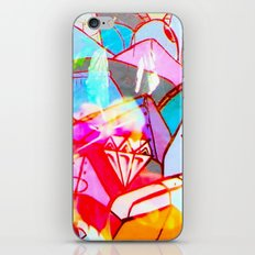 Graffitious iPhone & iPod Skin