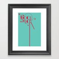 Gook Luck Framed Art Print