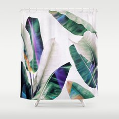 tropical #1 Shower Curtain