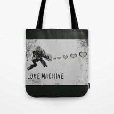 Love Machine - Sangheili Officer - Halo Tote Bag