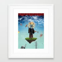 Innuendo Framed Art Print