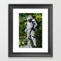 Suntrooper Framed Art Print