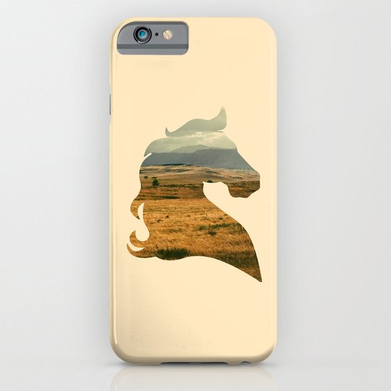 Home on the Range iPhone & iPod Case