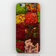 Colorful Candies iPhone & iPod Skin