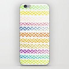 Chevron Stripes iPhone & iPod Skin