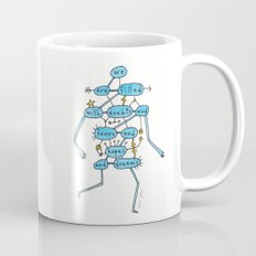 doubts and fears and hopes and dreams Mug