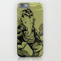 nerdy ganesha iPhone 6 Slim Case