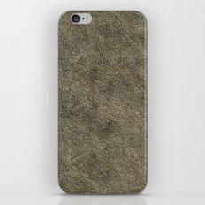 Concrete iPhone & iPod Skin