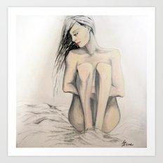 MeriX Art Print