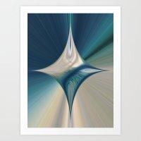 Star System Art Print