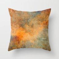 Stone Texture 1A Throw Pillow