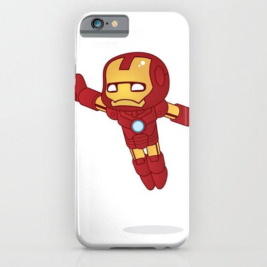 IRON MAN ROBOTIC iPhone & iPod Case