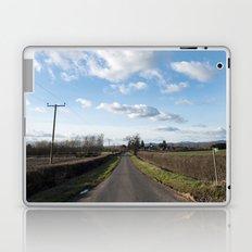 many miles of sky... Laptop & iPad Skin