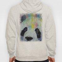 Panda Rainbow Hoody