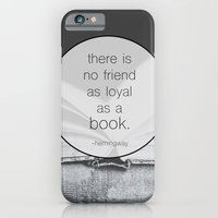 Books: No Friend As Loyal iPhone 6 Slim Case