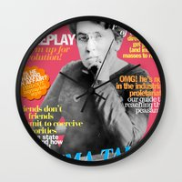 COSMARXPOLITAN, Issue 16 Wall Clock