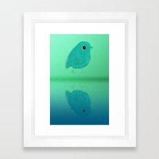 bird-807 Framed Art Print