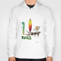The Surf Rules Hoody